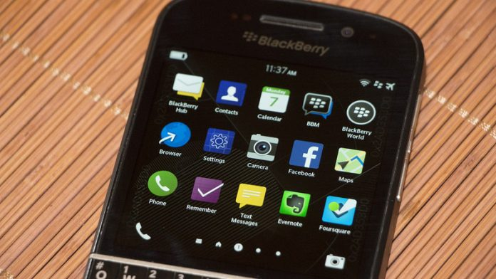 Blackberry 10. (Photo Credit: CrackBerry.com)