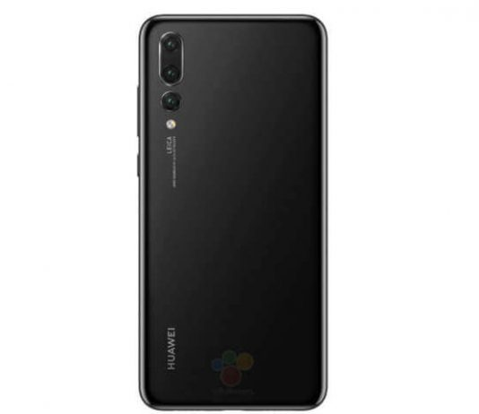 The Huawei P20 Pro rumored to come with 3 rear camera. (Photo Credit: WinFuture)