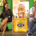 MTN Uganda on Thursday launched a new product dubbed; MTNShortz for its clients. This was at The Square Palace. (Photo Credit: MTN Uganda)