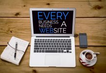 Business website. (Photo Credit: SoloStream)