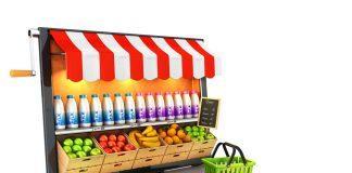 eCommerce Store. (Image Credit: SmallBizTechnology)
