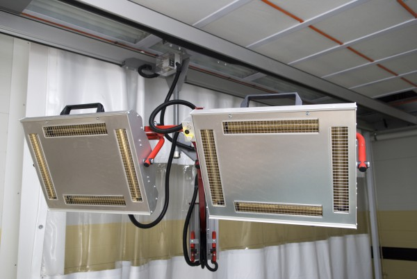 Photo of What are the benefits of using infrared heating panels