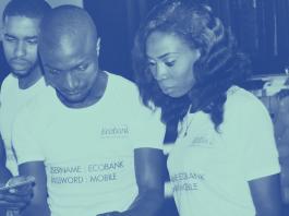Ecobank Fintech Challenge.