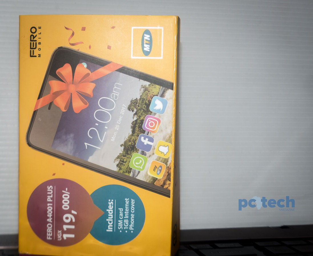 MTN, Fero Return the 'Fero A4001 Plus' to Market - PC Tech Magazine