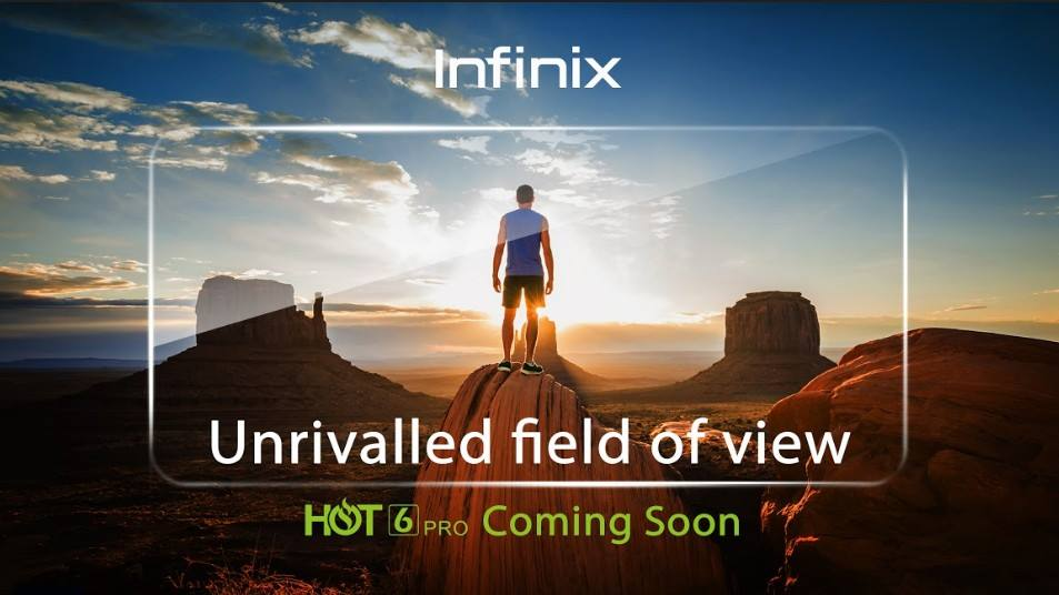 Photo of Infinix Mobility Teases the Hot 6 Pro, Dual Camera Setup & 18:9 Aspect Ratio Rumored