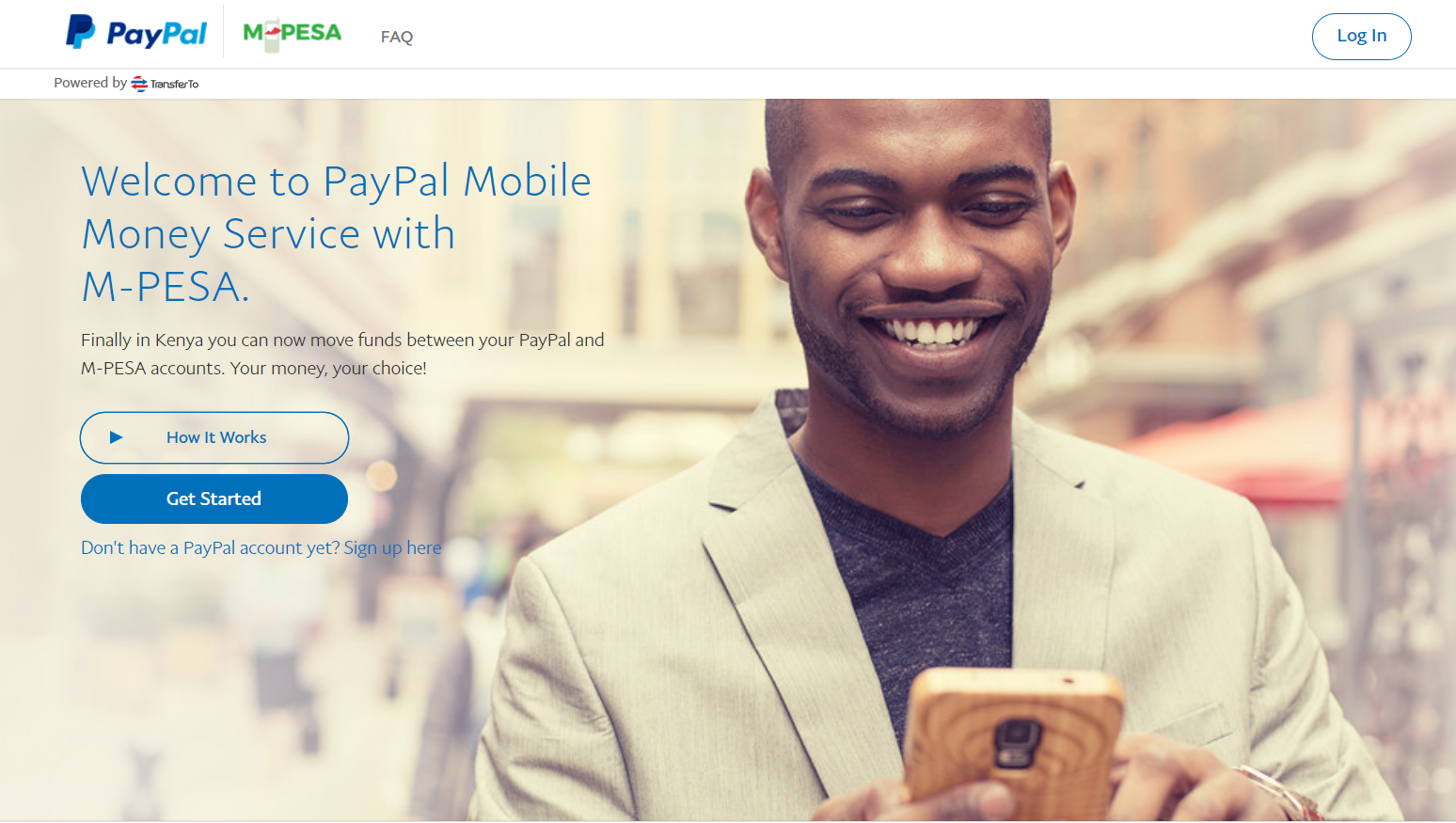 Photo of PayPal, Safaricom and TransferTo Announce Exciting Collaboration in Kenya