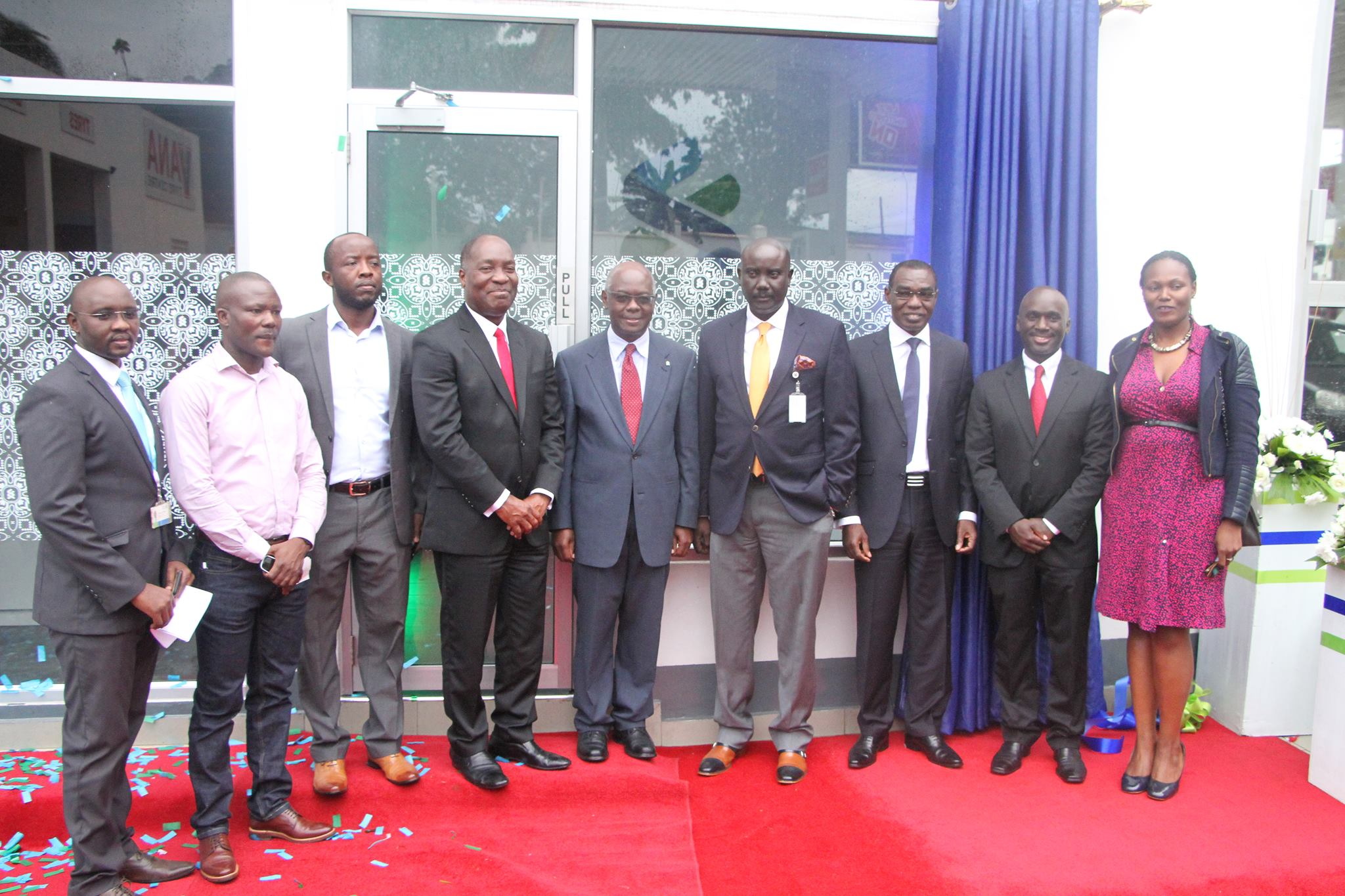 Photo of Standard Chartered Bank Uganda, Vivo Energy partner to unveil first of a kind Digital Banking outlet
