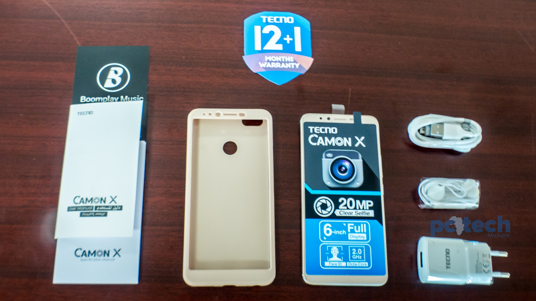 Unboxing and First Impression of the Tecno Camon X - PC Tech ...
