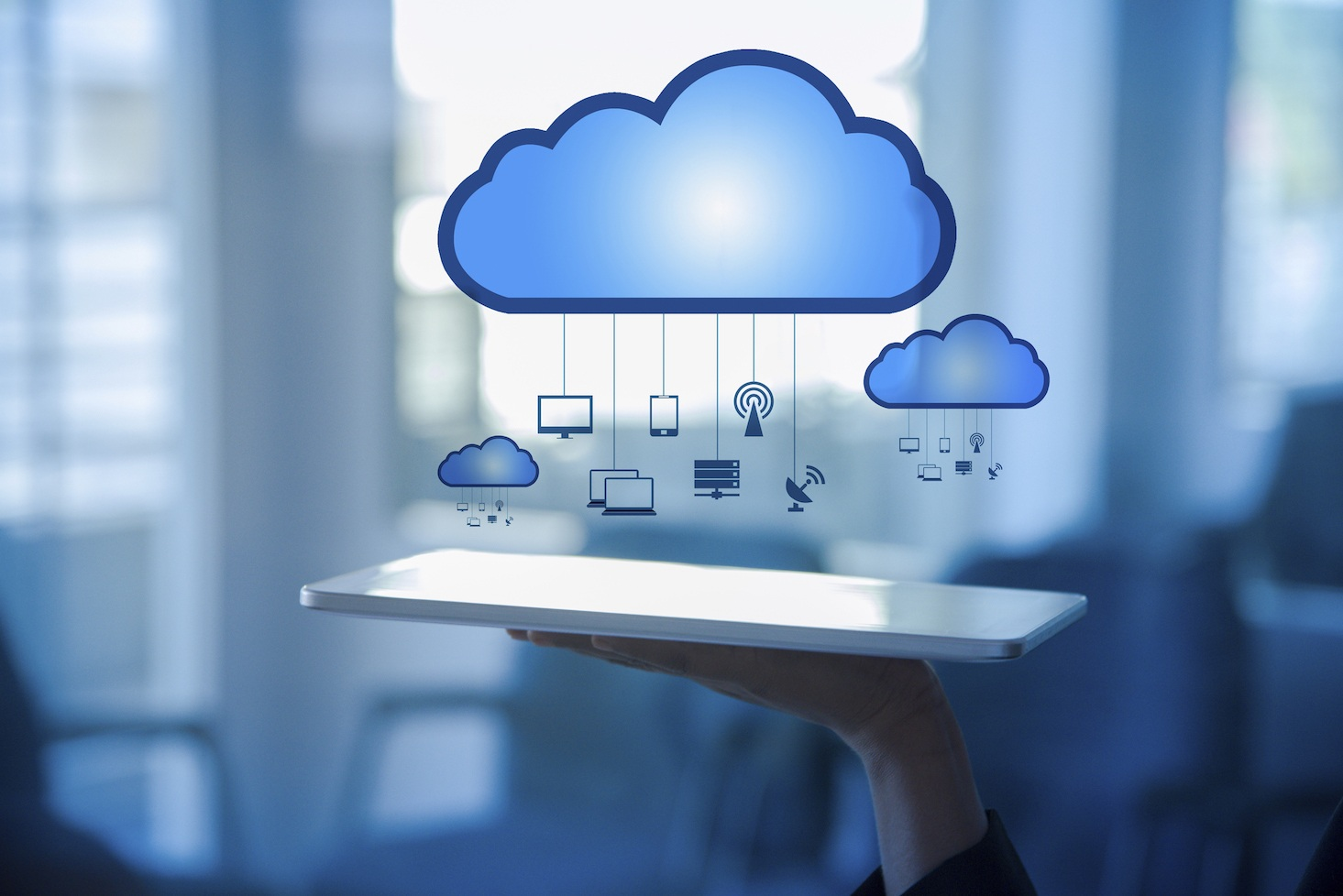 Photo of The Benefits Of Using Cloud Computing