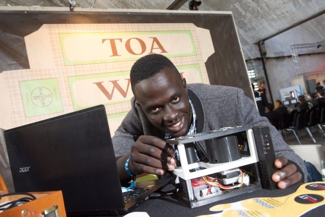 Photo of Uganda's Matibabu Makes Africa Prize for Engineering Innovation Finals