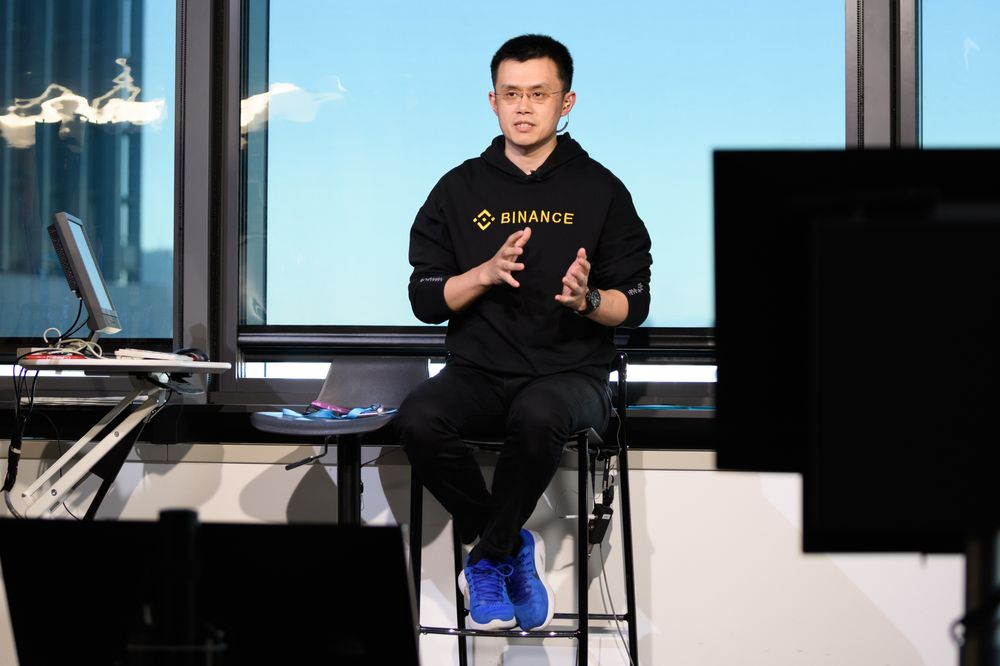 Photo of Binance CEO ChangPeng Zhao to feature at the African Blockchain Conference 2018 in Kampala