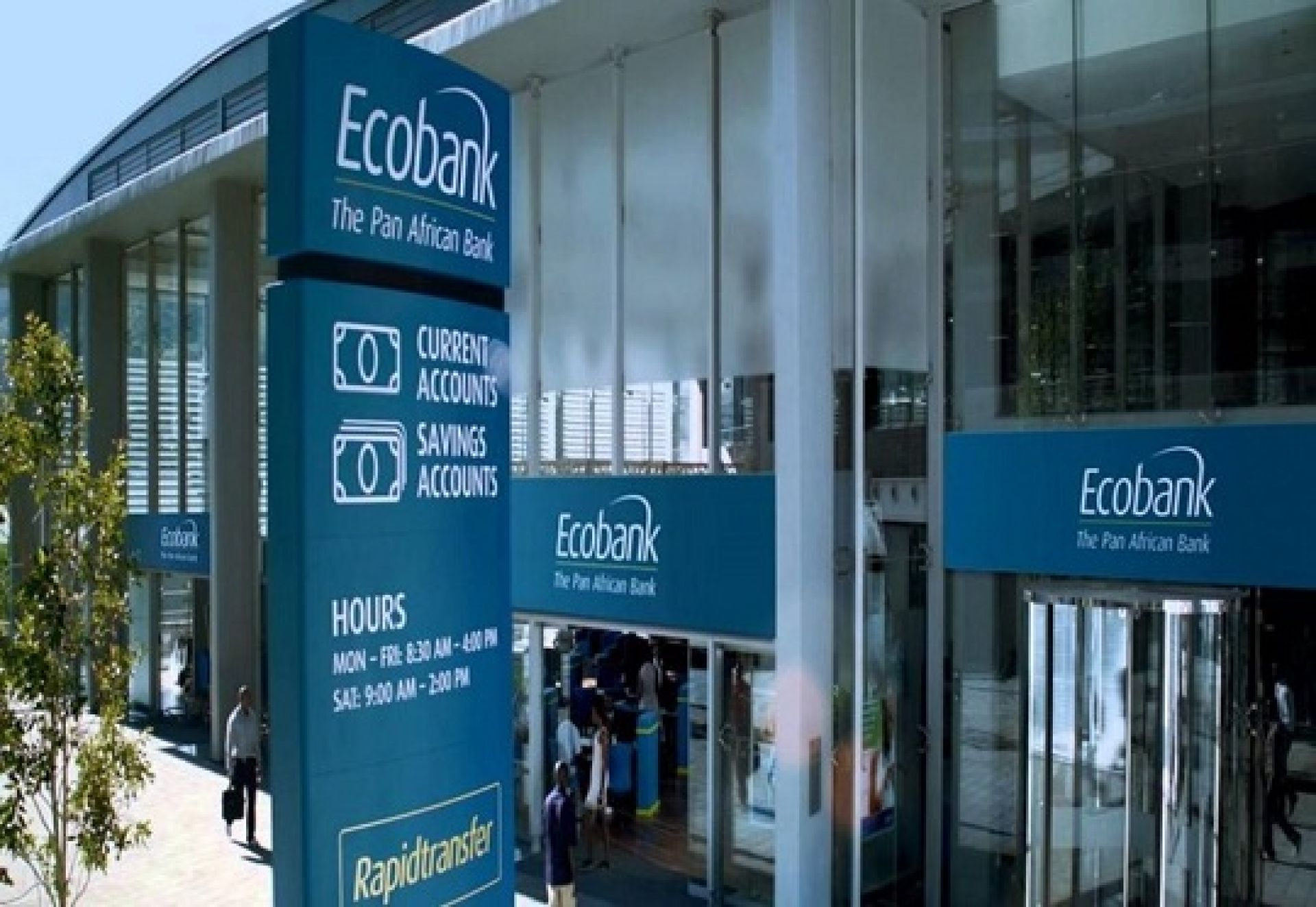 Photo of Ecobank Named 'Best Retail Bank' in Africa