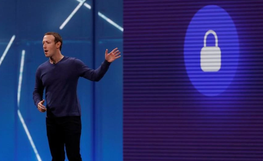 Facebook CEO Mark Zuckerberg speaks at Facebook Inc's annual F8 developers conference in San Jose, California, U.S. May 1, 2018. (Photo Credit: Hindustan Times)