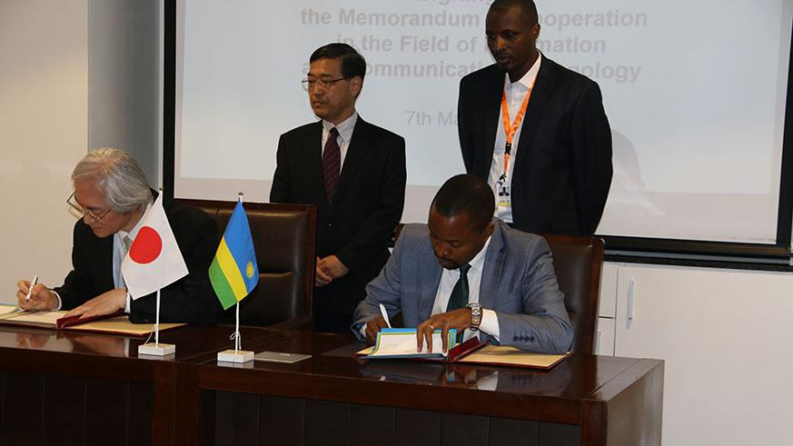 Photo of Japan recommits to Rwanda's technological transformation in new deal