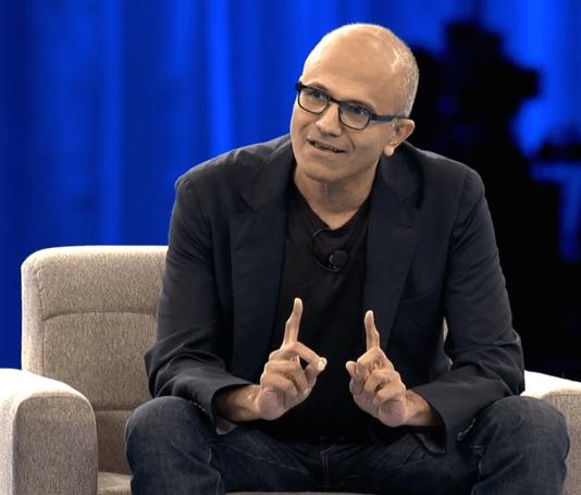 Microsoft CEO Satya Nadella. (Photo Courtesy: Business Insider)