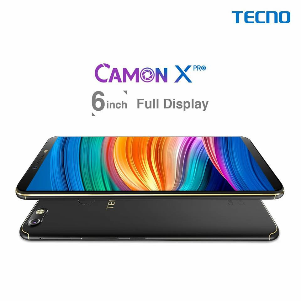 Photo of Tecno Camon X Pro with a 24MP selfie camera officially launching in Uganda