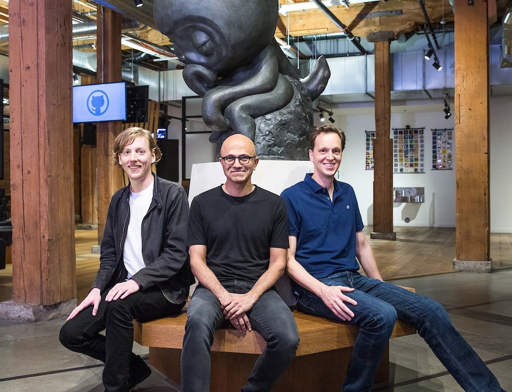 Photo of Microsoft Announces Acquisition of GitHub for $7.5 Billion in Stock