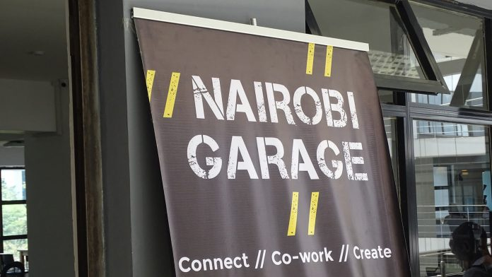 Nairobi Garage Kenya is among the 40 new tech hubs added to Afrilabs Pan-Afrikan Innovation Hub Network. (Photo Credit: Kenyan Wallstreet)