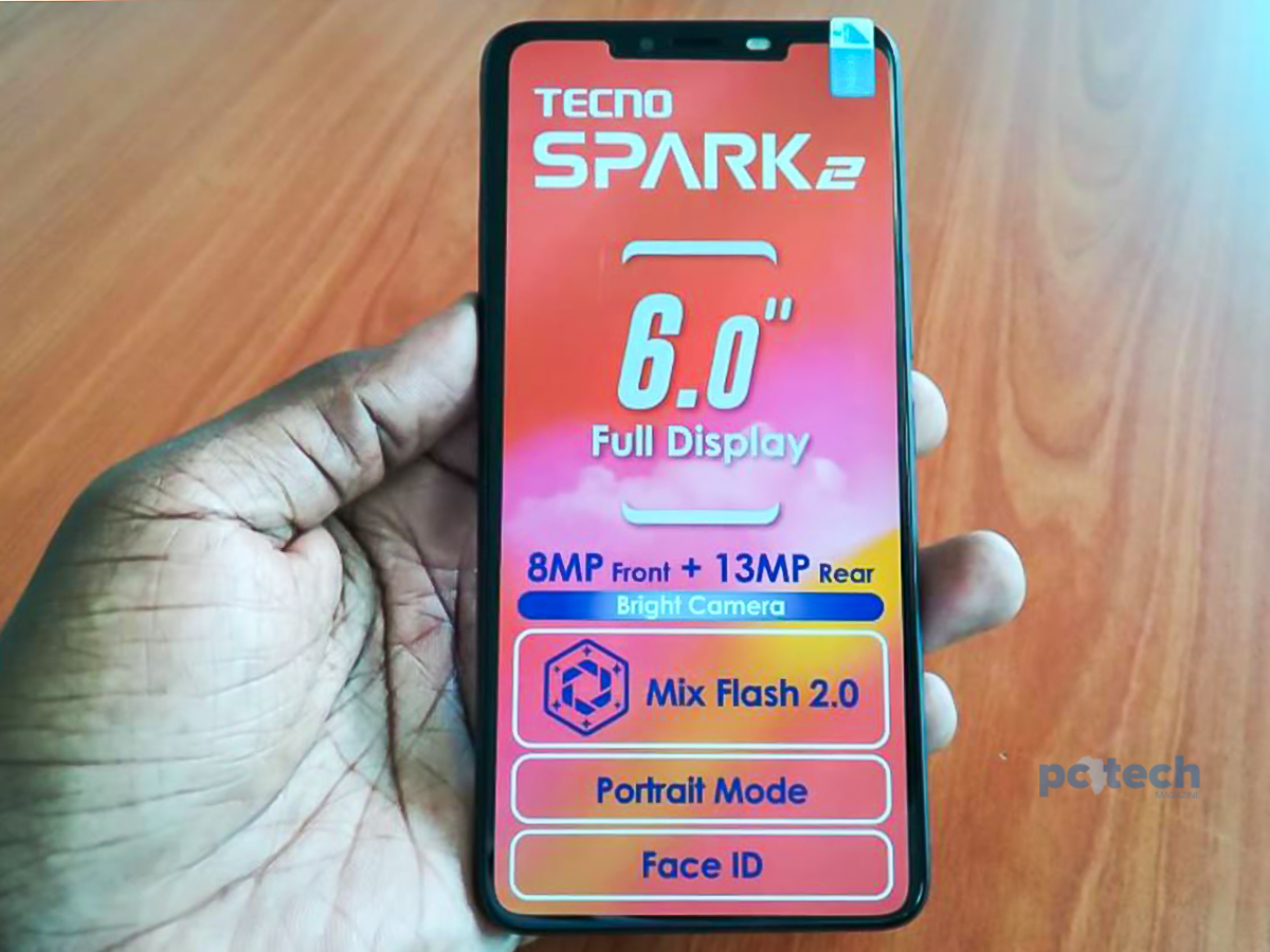 Tecno Mobile Has Finally Launched the Tecno Spark 2 in Uganda - PC