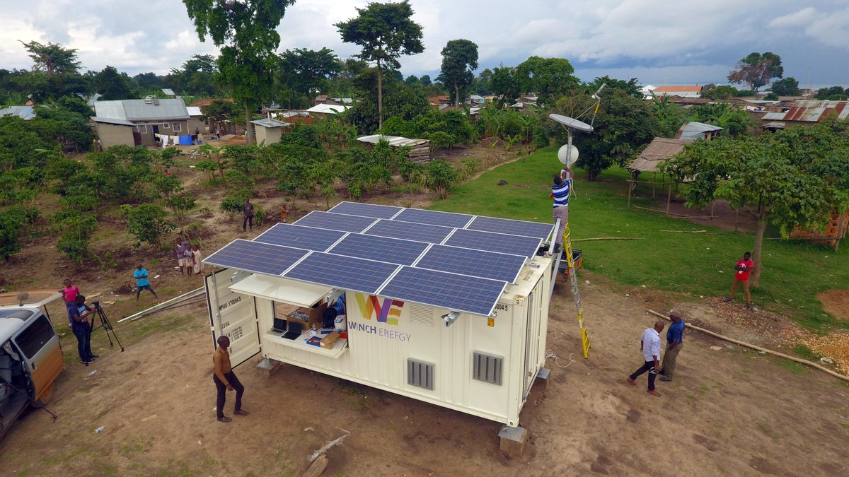 Photo of Winch Energy, iWayAfrica announce The Winch Hub to accelerate energy and internet access in rural parts of Uganda