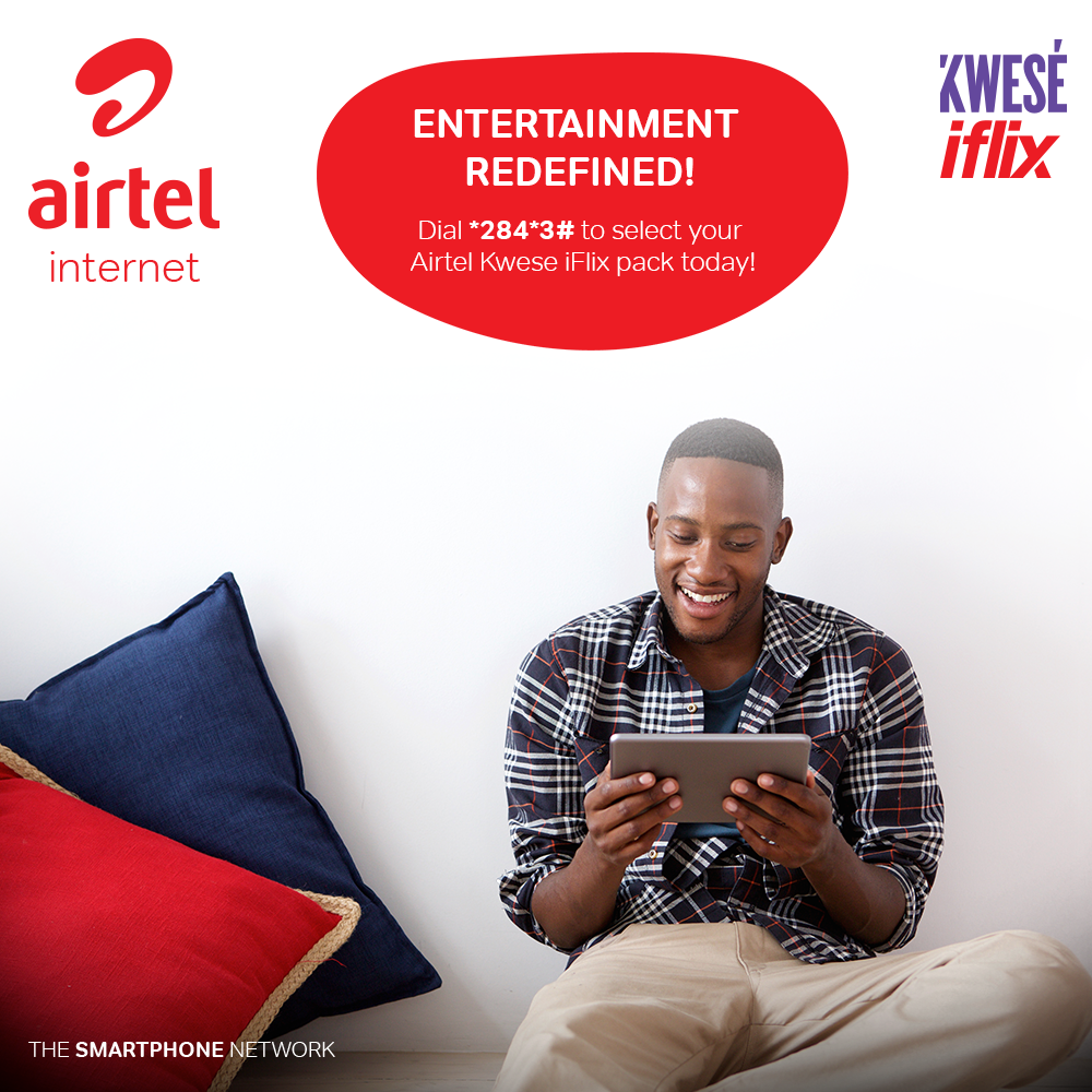 Photo of Airtel Uganda and Kwese iflix Partner to bring exciting football moments to customers on their smartphones