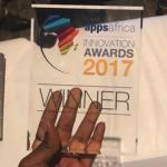 AppsAfrica Awards 2017. (Photo Courtesy)