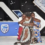 Joy, Tears, Laughs - as Muni Girls Secondary School were crowned the overall winners of the 2018 Stanbic Bank National School Championship at Hotel Africana on Thursday 05th, July 2018.