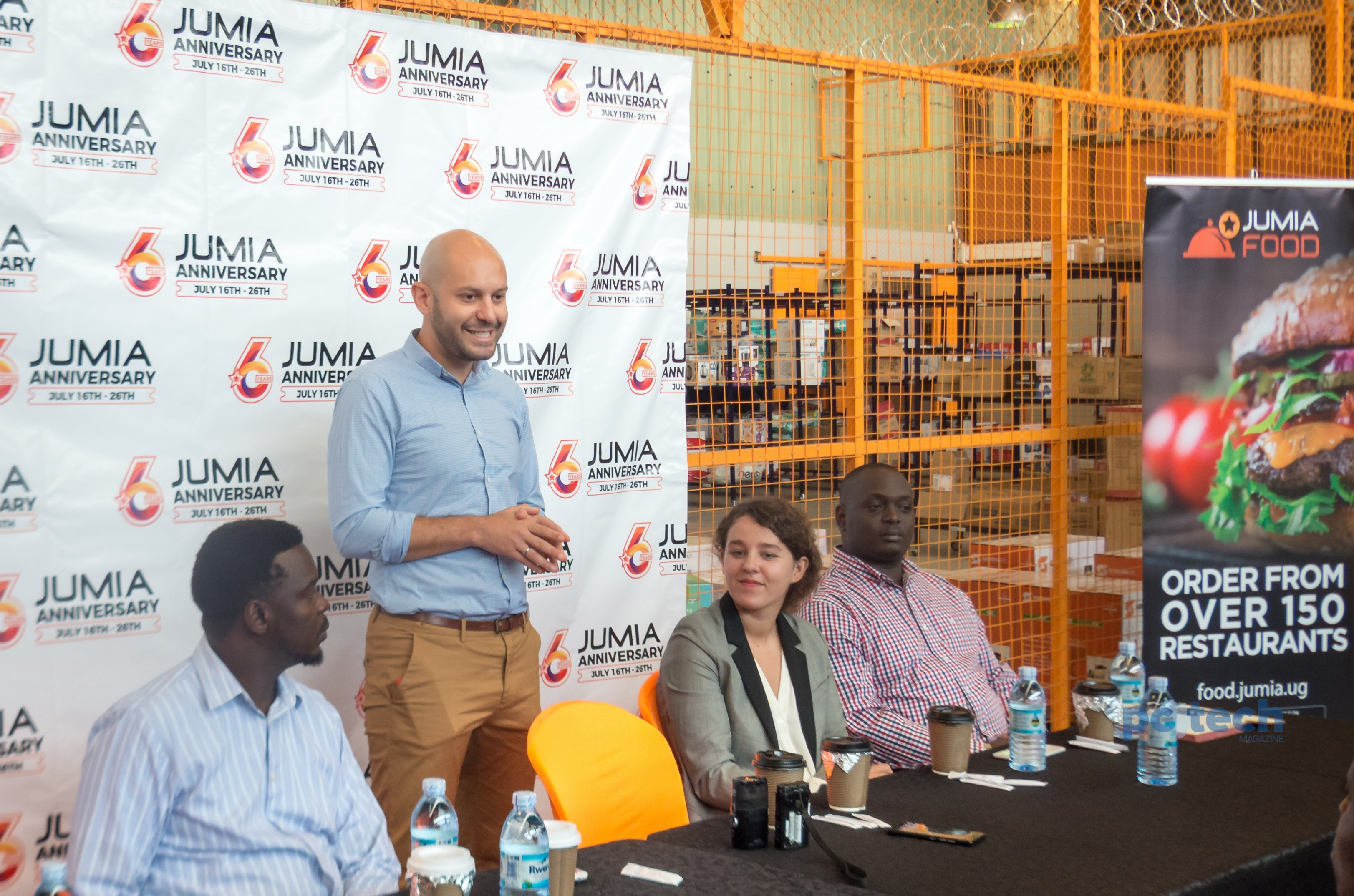 Photo of Jumia Unveils Their Warehouse Ahead of its 6th Anniversary in Africa