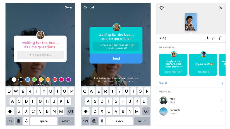 Photo of Instagram launches 'Questions Sticker' – a new feature to poll your friends on Stories
