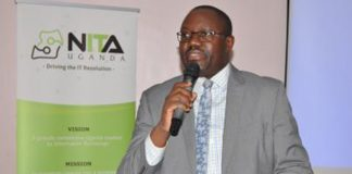 Hon. Vincent Bagiire, Permanent Secretary, Ministry of ICT & National Guidance in Uganda.