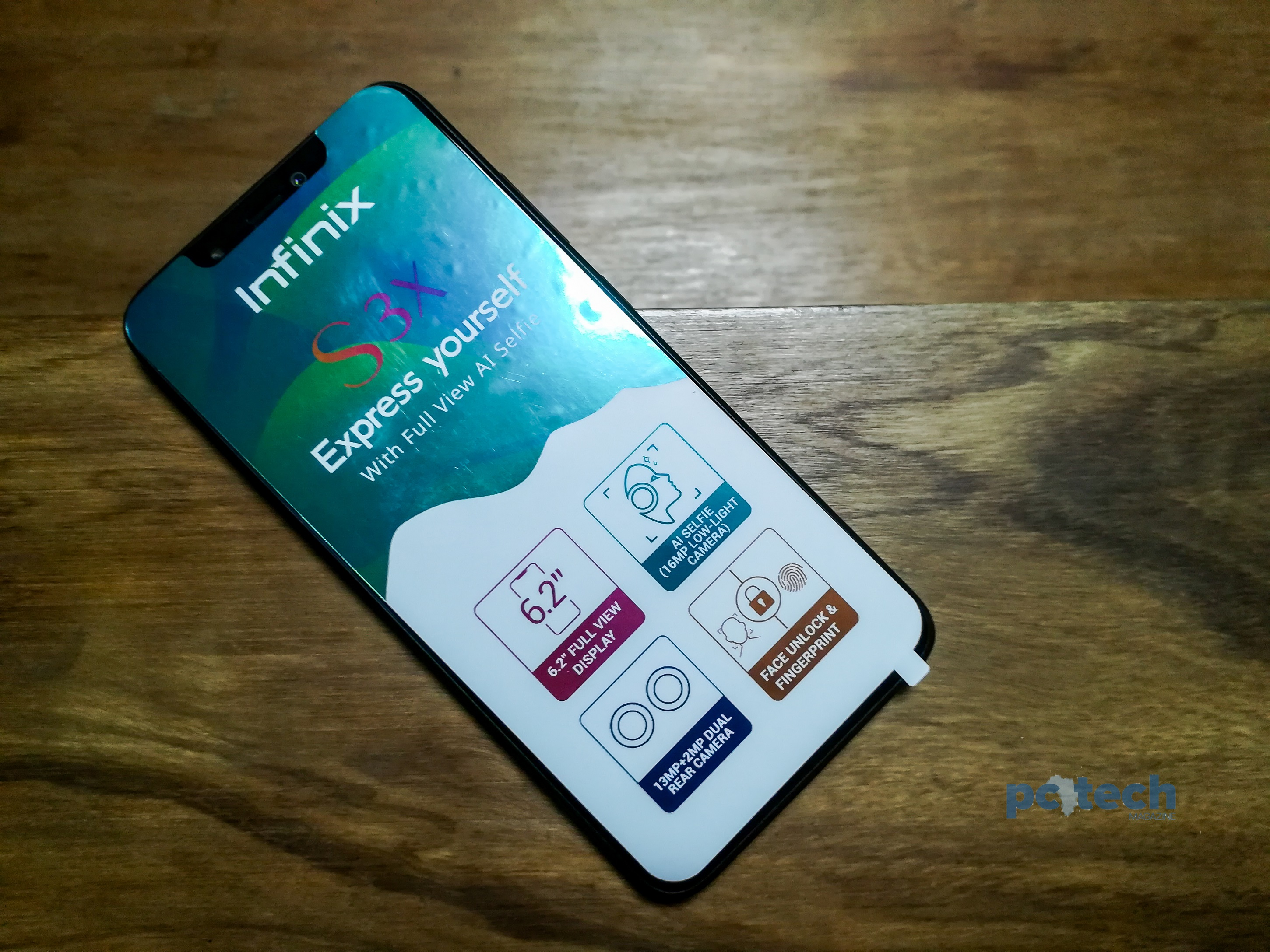 Infinix Hot S3X Review: The First Infinix Notched Display Handset