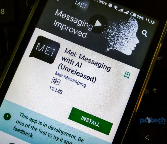 Android messaging application, MEI - has a built-in Relationship Artificial Intelligence (AI) designed to analyze user relationships with others through SMS messaging.