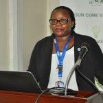 Mercy Kainobwisho, Director Intellectual property at URSB.