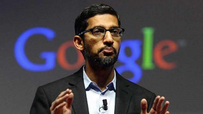 Google CEO Sundar Pichai. (Photo Courtesy)
