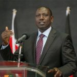 Kenya's Deputy President, William Ruto will deliver a keynote address at the 2018 Young Achievers Awards that are to be held at the Kampala Serena Conference Center on August 18th, 2018. (Photo Courtesy: KBC English)