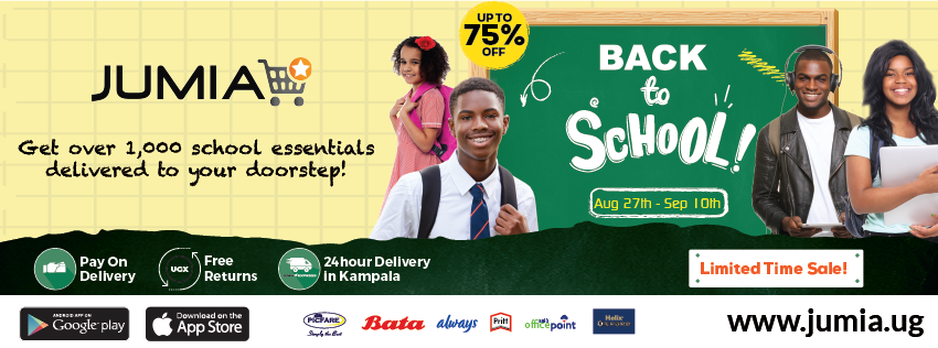 Photo of Jumia Announces Back to School Campaign with up to 75% Discounts on School Essentials