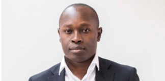Abraham Natukunda; Founder and Managing Director of Inter Connect Point Ltd, a technology start-up based in Rwanda - selected among the 10 nominees of the Innovation Prize for Africa (IPA) Awards. (Photo Courtesy)