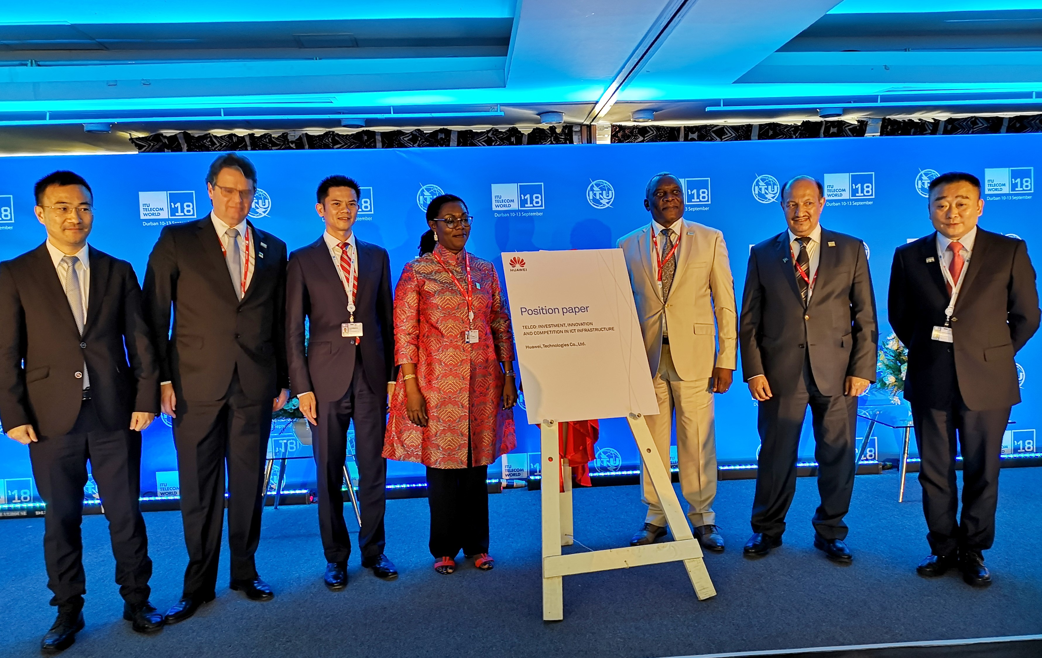 Photo of Dynamic and Healthy Development of ICT Industry Needs Support from Governments – Huawei Position Paper