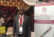 National Union of Coffee Agribusinesses and Farm Enterprises Limited (NUCAFE) is among the 12 ventures selected to participant in the Ashoka African Social Investment Accelerator. (Photo Courtesy: NUCAFE)