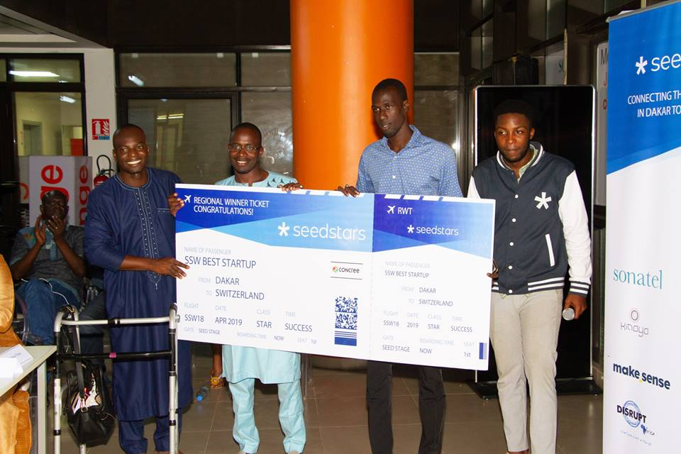 Photo of Sudpay SA Wins Seedstar Dakar Pitch Competition, as Seedstar Team Heads to Nairobi & Kinshasa