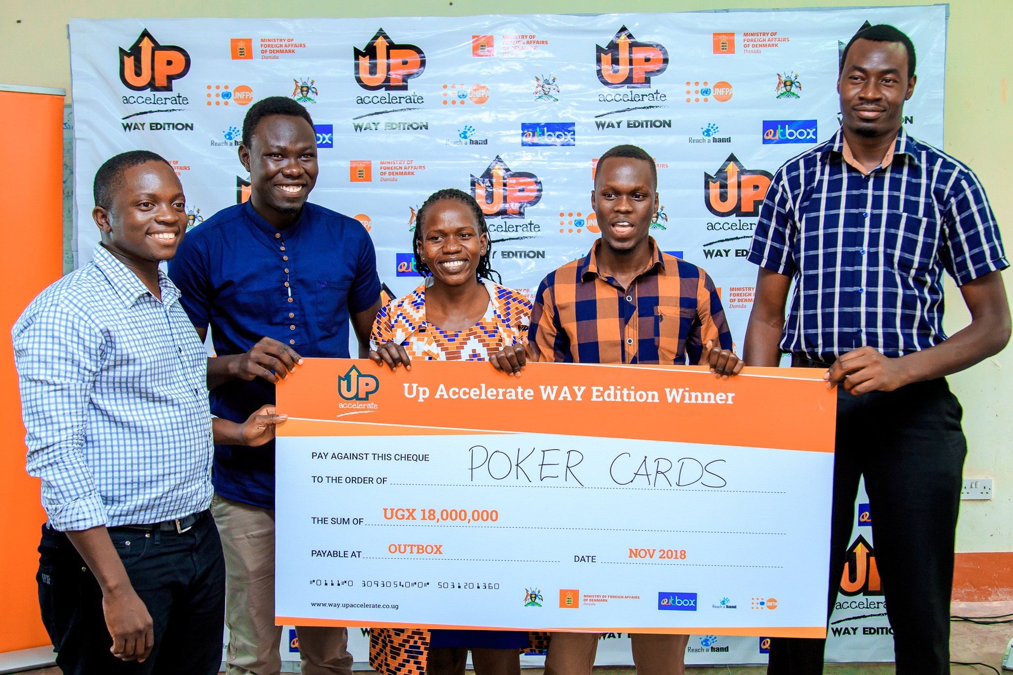 Photo of 8 Startups Selected to Benefit From UNFPA's UGX144M Startup Fund