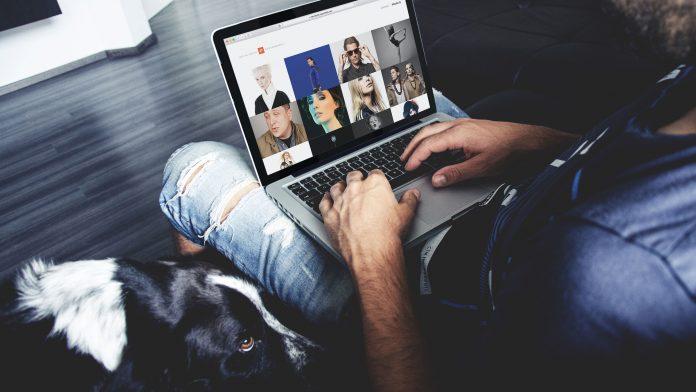 Online Photography Portfolio. (Photo Courtesy: Photofocus)