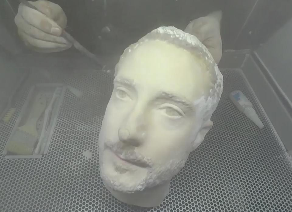 Photo of 3D-Printed head models can unlock Android smartphones with Facial Unlock Technology