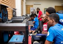 HP Foundation at the WEF 48th Annual Meeting in January 2018, announced a new 3D printing course to be delivered through the HP LIFE platform. This new course will help individuals to learn how to use 3D printing and create entrepreneurial opportunities. (Photo Courtesy)