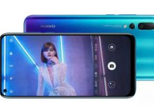 Huawei Nova 4 launched with a hole-punch display similar to the Samsung Galaxy A8s. (Photo Courtesy: Internet Images)