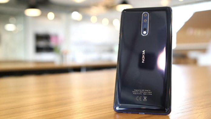 The Nokia 8 was launched in August 2017. (Photo Courtesy: CNET)