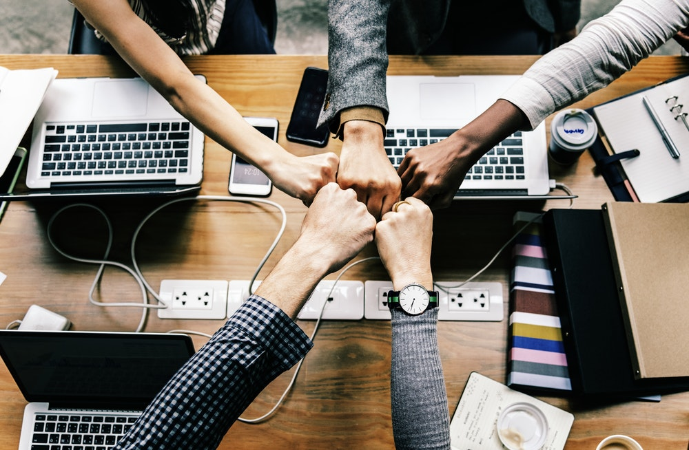 Offering team building in all its different forms will give them a better idea of the people they are working with. (Photo Courtesy: Unsplash Photos)