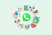 WhatsApp Stickers were launched in Sep. 2018 to make chats more interesting. (Image Credit: WhatsApp Blog)