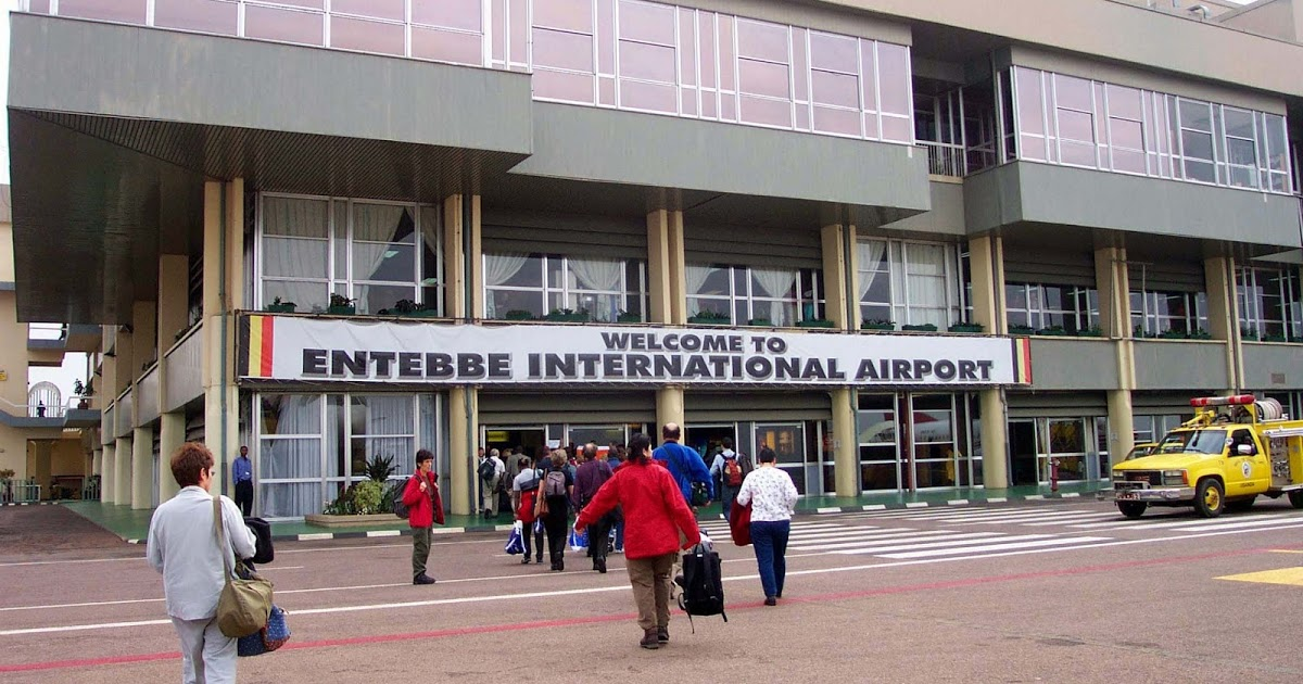 Entebbe International Airport. (Photo Credit: Tourism Observer)