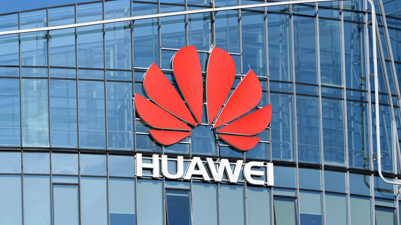 Huawei logo seen on one of its offices. (Photo Courtesy: South China Morning Post)